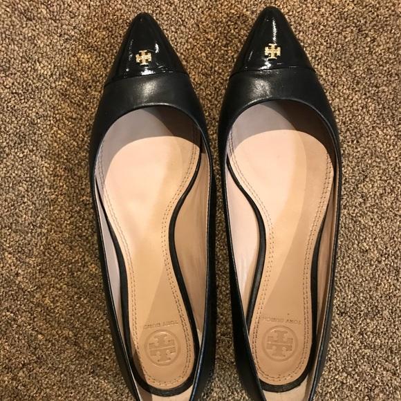 de3d08997 Size 8 Tory Burch pointed toe flats. M 5ac539688af1c5ca6d00d42a